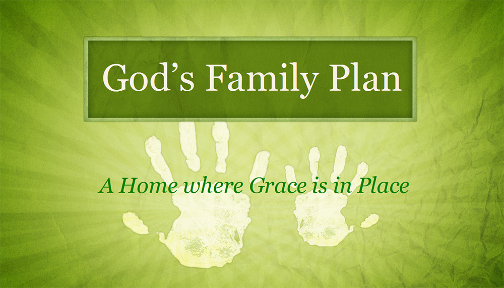 God's Family Plan